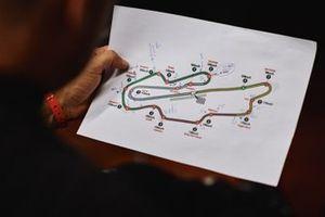 La mappa del Mugello