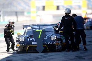 #7 Herberth Motorsport Porsche 911 GT3 R: Alfred Renauer, Sebastian Asch
