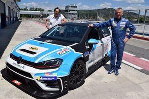 Valmiro Presenzini, Riccardo Romagnoli, Proteam Racing, Volkswagen Golf GTI TCR