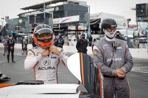 #7 Acura Team Penske Acura DPi, DPi: Helio Castroneves