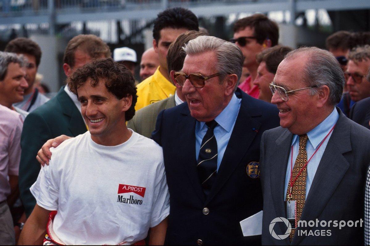Alain Prost (Ferrari)