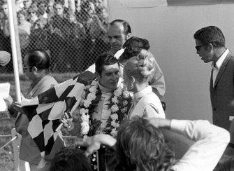 Winner Jacky Ickx, Ferrari