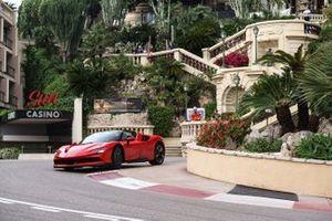 Charles Leclerc, Ferrari SF90 Stradale