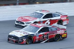 Michael McDowell, Front Row Motorsports, Ford Mustang Martin Transportation Systems