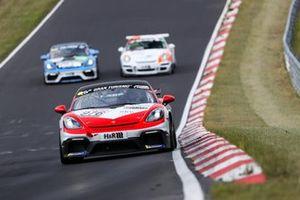 #976 Porsche 718 Cayman GT4 CS: Jens Mötefindt, Fabio Grosse, Thorsten Wolter