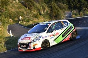 Christopher Lucchesi, Marco Pollicino, Peugeot 208 R2