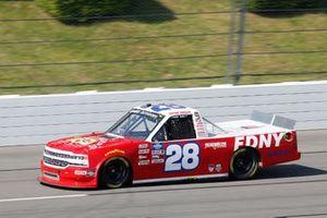 Bryan Dauzat, FDNY Racing, Chevrolet Silverado FDNY/American Genomies