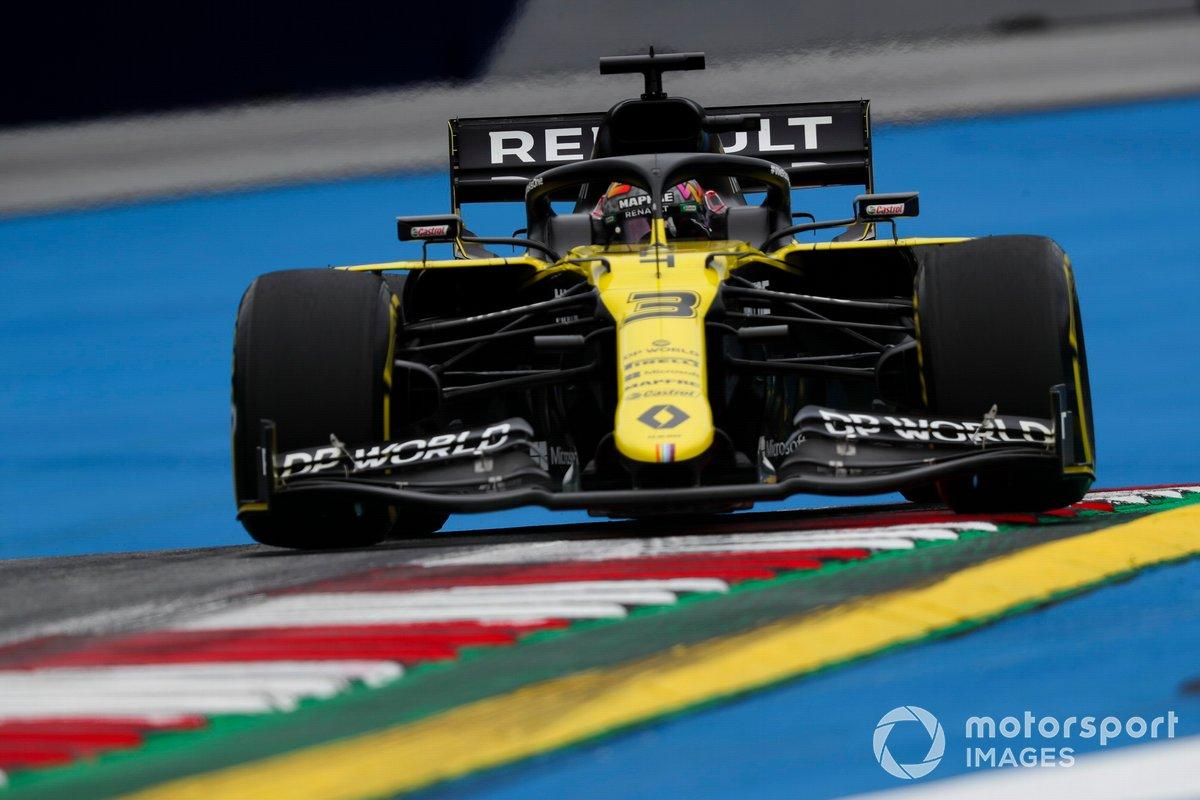 10 - Daniel Ricciardo