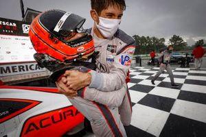 DPi Les gagnants de la course #7 Acura Team Penske Acura DPi: Ricky Taylor, Helio Castroneves