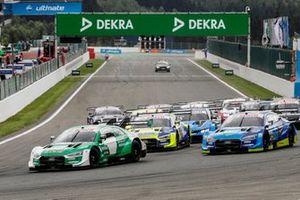 Nico Müller, Audi Sport Team Abt Sportsline, Audi RS 5 DTM, Robin Frijns, Audi Sport Team Abt Sportsline, Audi RS5 DTM