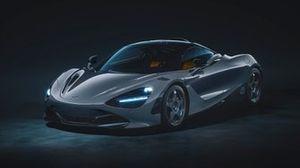 McLaren 720S Edição Especial Le Mans (HD)