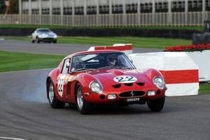Martin Brundle Ferrari 250 GTO