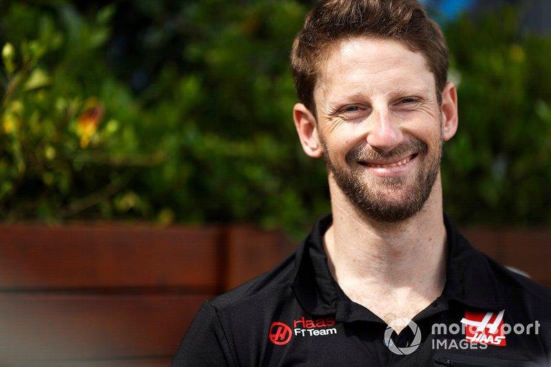 Romain Grosjean (pilote de Formule 1)