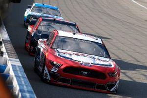 Garrett Smithley, Rick Ware Racing, Chevrolet Camaro, James Davison, Petty Ware Racing, Ford Mustang