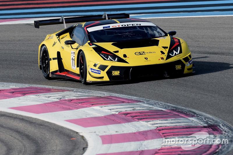 Raton Racing Lamborghini Huracan GT3: Edoardo Liberati, Kang Ling