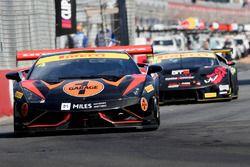 #4 McElrea Racing, Lamborghini R-EX: Time Miles