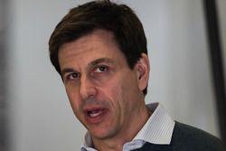 Toto Wolff, Mercedes AMG F1 W08 aandeelhouder en Executive Director