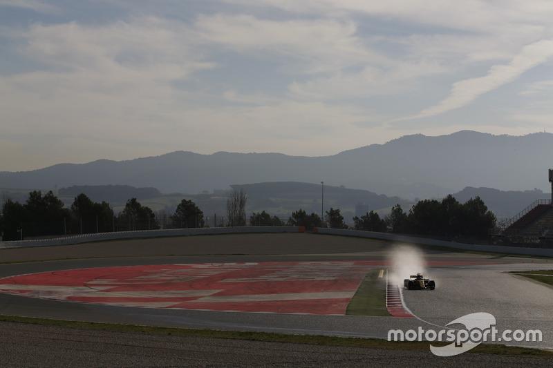 Ніко Хюлькенберг, Renault F1 Team RS 17