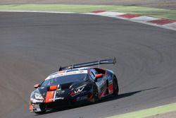 Lamborghini Huracan-S.GTCup #102, Antonelli Motorsport: Kasai-Perullo