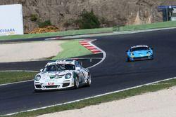 Porsche 997 Cup My 12-GTCup #176, Siliprandi: Pisani-Palazzo