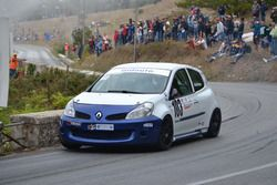 Salvatore D'Amico, Scuderia Etna, Renault Clio RS
