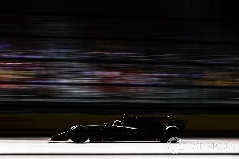 Contraluces que maravillan en la F1