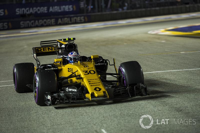 6e : Jolyon Palmer (Renault)