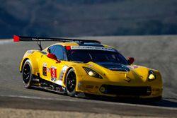#3 Corvette Racing Chevrolet Corvette C7.R: Антонио Гарсия, Ян Магнуссен