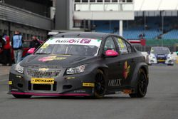 Chris Smiley, BTC Racing Chevrolet Cruze