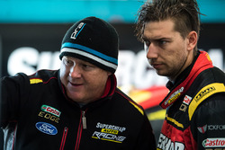Adam De Borre, Rod Nash Racing Ford, Chaz Mostert, Rod Nash Racing Ford.