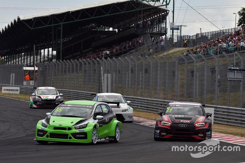 Ференц Фица, Zele Racing, KIA cee'd TCR