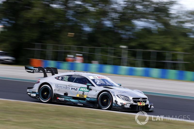 9. Gary Paffett, Mercedes-AMG Team HWA, Mercedes-AMG C63 DTM
