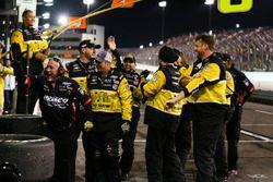 John Hunter Nemechek, SWM-NEMCO Motorsports Chevrolet kutlamaları