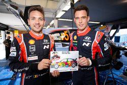 Тьерри Невилль и Николя Жильсуль, Hyundai Motorsport, Hyundai i20 Coupe WRC