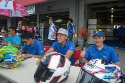 #39 BMW Motorrad39: Daisaku Sakai, Raffaele De Rosa, Christian Iddon