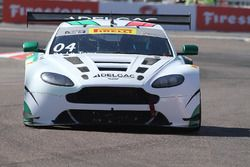 #04 De La Torre Racing Aston Martin Vantage GT3: Jorge De La Torre