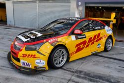 The car of Tom Coronel, Roal Motorsport, Chevrolet RML Cruze TC1