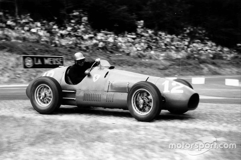 Piero Taruffi: GP da Suíça de 1952