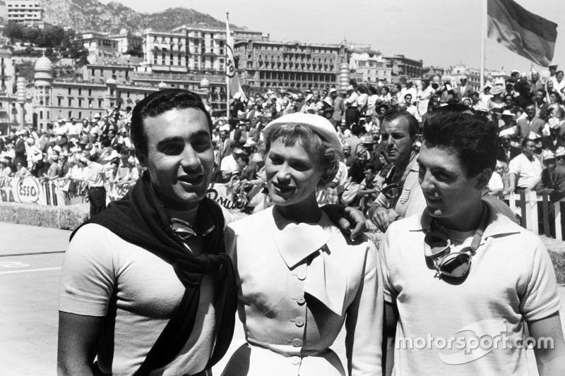 Cesare Perdisa - Mônaco 1955 (3º)