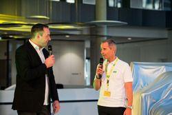 Patrick Simon und Jörg Engels, MANN+HUMMEL Direktoe Markenmanagement
