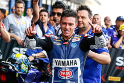 Race winner Federico Caricasulo, GRT Yamaha Official WorldSSP Team