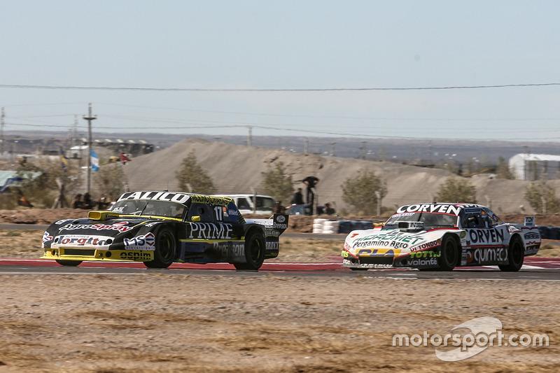 Emanuel Moriatis, Martinez Competicion Ford, Juan Marcos Angelini, UR Racing Dodge