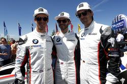 #19 BMW Team Schubert Motorsport, BMW M6 GT3: Jens Klingmann, Jörg Müller, Tom Onslow-Cole, John Edwards