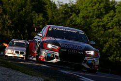 #171 Bonk Motorsport, Audi RS3 LMS: Volker Piepmeyer, Michael Bonk, Axel Burghardt