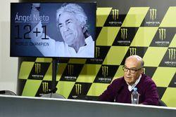 Carmelo Ezpeleta, CEO Dorna Sports, tributo ad Angel Nieto