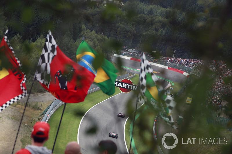 После Гран При Бельгии было объявлено о том, что Бадоера в Ferrari заменит Джанкарло Физикелла