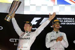 Podium: 1. Lewis Hamilton, Mercedes AMG F1; 2. Nico Rosberg, Mercedes AMG F1