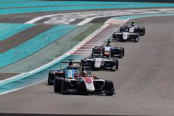 Charles Leclerc, ART Grand Prix y Akash Nandy, Jenzer Motorsport