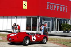Voiture vintage Ferrari