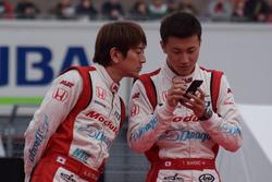 Hideki Mutoh & Tadasuke Makino
